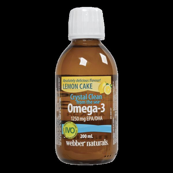 crystal-clean-from-the-sea-omega-3-1250-mg-epa-dha-lemon-cake-200-ml