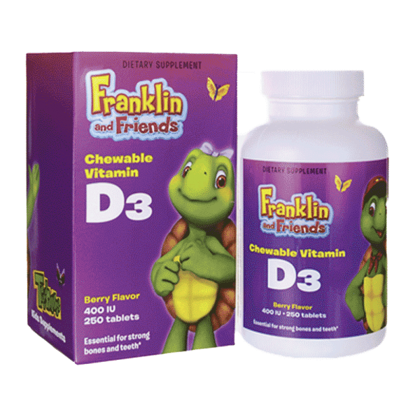 franklin-and-his-friends-vitamin-d3-berry-flavor-400
