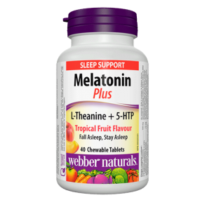 melatonin-plus-with-l-theanine-and-5-htp-tropical-fruit-flavour-40-chewable-tablets