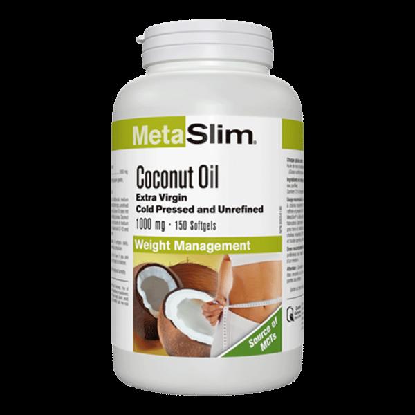 metaslim-coconut-oil-1000-mg-extra-virgen-150-capsules
