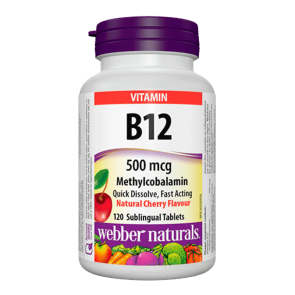 vitamin-b12-500-mcg-methylcobalamin-natural-cherry-120-tablets