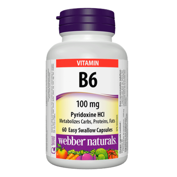vitamin-b6-100-mg-pyridoxine-hcl-60-caps