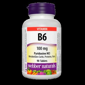 vitamin-b6-100-mg-pyridoxine-hcl-90-tab
