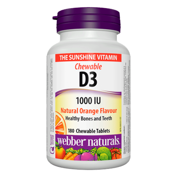 vitamin-d3-1000-iu-chewable-natural-orange-flavour-180-tab