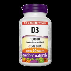 vitamin-d3-1000-ui-260tb