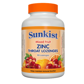zinc-throat-lozenges-with-mixed-fruit