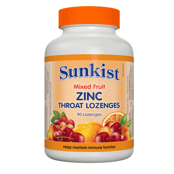 zinc-throat-lozenges-with-mixed-fruit