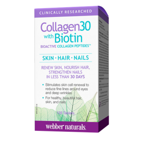 collagen30-with-biotin 120 tablets